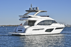 62' Princess 62 Flybridge 2018 StarboardStern