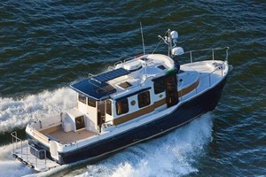 31' Ranger Tugs 31 Sedan 2017 PROFILE