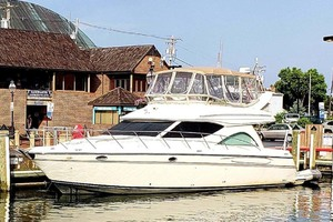 46' Maxum 46 Scb 2001 Port Profile