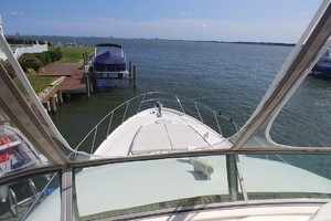 46' Maxum 46 Scb 2001 Flybridge View