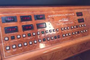 82' Astondoa 82 Glx 2006 Helm