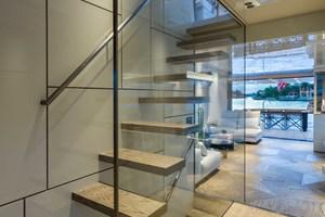88' Sanlorenzo Sx88 2018 Stairs
