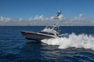 61' Paul Mann Custom Carolina Sport Fisherman 2018