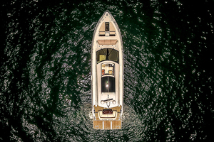 60' Cruisers Yachts 60 Cantius 2017 Top view