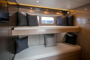 60' Cruisers Yachts 60 Cantius 2017 Bunk stateroom