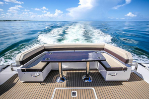 60' Cruisers Yachts 60 Cantius 2017 Aft cockpit