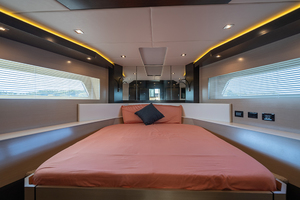 60' Cruisers Yachts 60 Cantius 2017 VIP stateroom