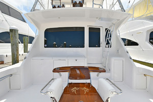 56' Viking 56 Convertible 2006 Fighting Chair