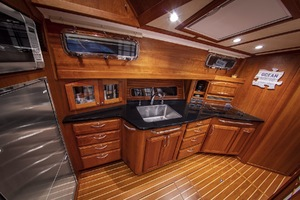 48' Sabre 48 Salon Express 2016