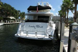 82' Horizon Flybridge Motor Yacht 2001