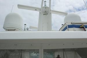 82' Horizon Flybridge Motor Yacht 2001 Hardtop