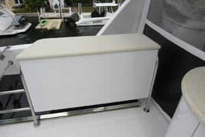 82' Horizon Flybridge Motor Yacht 2001 Flybridge Aft