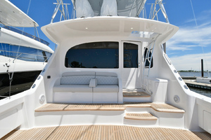 Viking 58 Convertible -2020-Dealers Choice   IN STOCK Staten Island-New York-United StatesCockpit 1242843 thumb