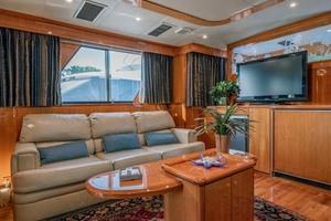 61' Jefferson 61 Marquessa 2001 Convertible Sofa, TV