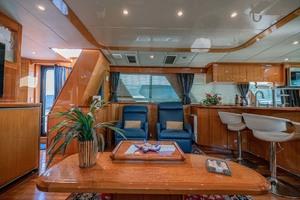 61' Jefferson 61 Marquessa 2001 Salon To Starboard