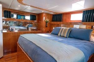 61' Jefferson 61 Marquessa 2001 Master Stateroom To Starboard