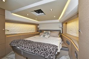 55' Prestige 550 Flybridge 2016 VIP Stateroom - Forward