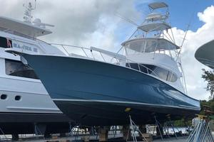 60' Hatteras 60 Gt 2008 Hauled Out