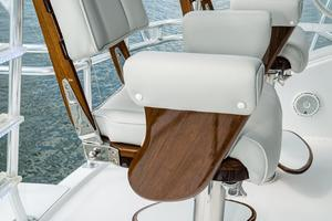 60' Hatteras 60 Gt 2008 Release Chairs 2