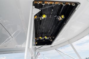 60' Hatteras 60 Gt 2008 Overhead Rod Storage