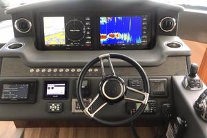 54' Riviera  2019 Helm
