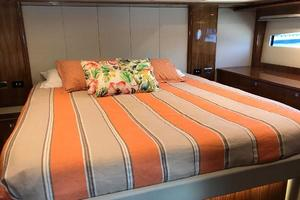 54' Riviera  2019 Master Cabin