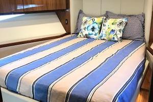 54' Riviera  2019 VIP Cabin