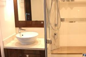 54' Riviera  2019 VIP Bathroom and Separate Shower 2