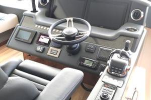 54' Riviera  2019 Helm Overview