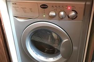 54' Riviera  2019 Washer Dryer Combo