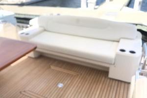54' Riviera  2019 Aft Cockpit Seating