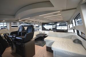 74' Pershing Cruiser 2017