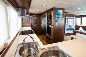 98' Mcp Europa 2008 Galley