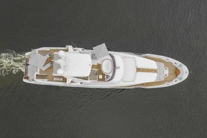 108' Benetti Tradition Supreme 108 2015 From Above