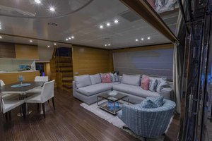 108' Benetti Tradition Supreme 108 2015 Skylounge Looking Forward