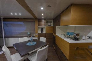 108' Benetti Tradition Supreme 108 2015 Skylounge Looking To Port