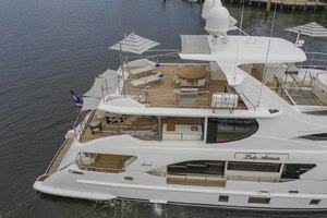 108' Benetti Tradition Supreme 108 2015 Aft Detail