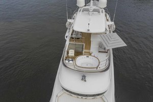108' Benetti Tradition Supreme 108 2015 Flybridge From Above
