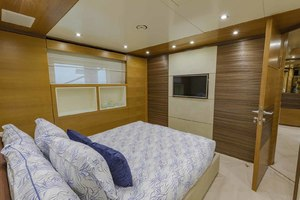 108' Benetti Tradition Supreme 108 2015 Portside VIP Looking Forward