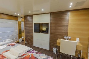 108' Benetti Tradition Supreme 108 2015 Master Looking Aft
