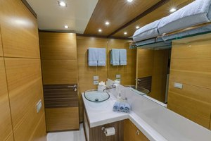 108' Benetti Tradition Supreme 108 2015 StarboardSideVIPHead