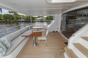 108' Benetti Tradition Supreme 108 2015 Aft Deck