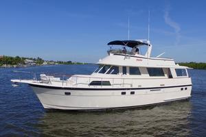 Hatteras 58' 58 Motor Yacht 1985  Yolo