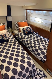 50' Prestige 500 Fly 2014 Guest Stateroom