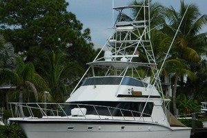 52' Hatteras 52 Sport Fisherman 1998 Profile