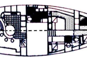 72' Vantare Cockpit Motoryacht 1991