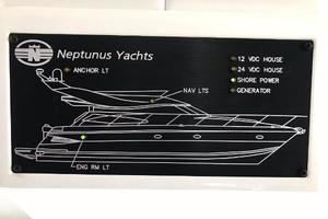 56' Neptunus  2007 Ships Monitoring Panel