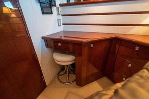 56' Neptunus  2007 Master Cabin Dressing Table