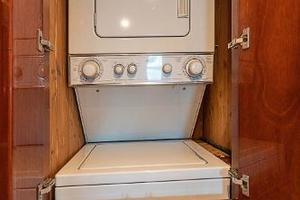 56' Neptunus  2007 Hidden Stackable Washer and Dryer