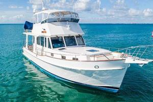 47' Grand Banks  2008 Starboard Bow